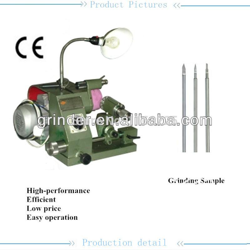 Grinding Machine Cutters Cutter Grinder Machine