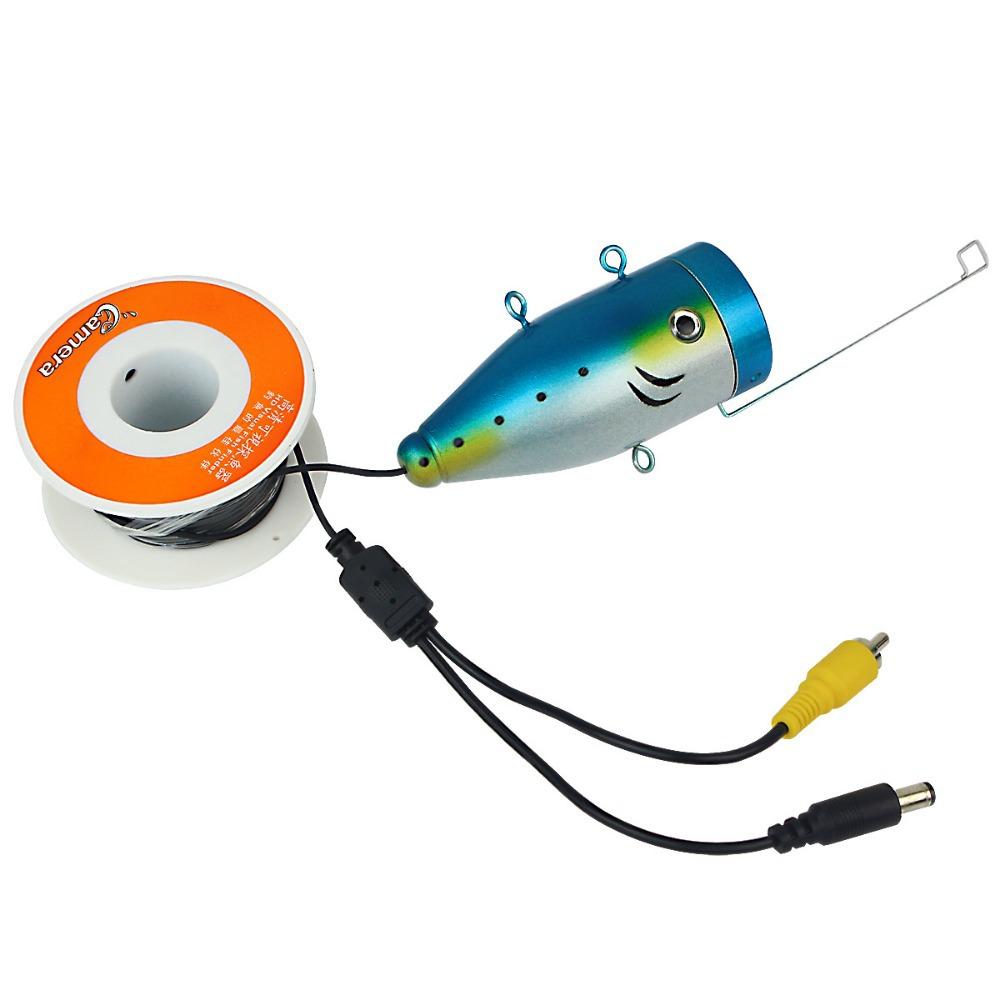 подводная видеокамера для рыбалки fish finder