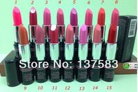 Wholesale Cosmetic Brand Makeup HOT NEW WATER EMBELLISH CHARM LIPSTICK 15 PCS / LOT