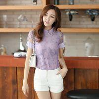 Lace shorts spring 2014 single-shorts plus size safety pants female clyz1813 legging
