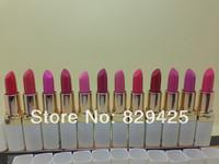 Wholesale Cosmetic Brand Makeup HOT NEW ROUGE C C LIPSTICK 12PCS / LOT