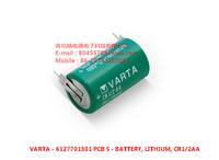 VARTA - 6127701301 PCB SLF 1PIN - BATTERY, LITHIUM, CR1/2AA