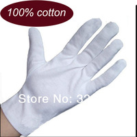 10pairs/lot Free shipping new 2014 Hip hop dance fashion gloves, halloween white luvas, party prors mittens