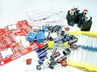 Electronic volume sound mixer board tone board PT7313E 5532  Preamplifier