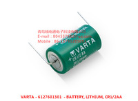 VARTA - 6127601301 CD AXIAL 90CURVED - BATTERY, LITHIUM, CR1/2AA