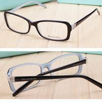 2014 tf2091 Women four leaf grass myopia glasses frame  brand optical frame