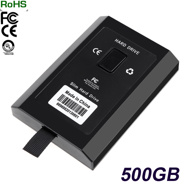Original 500GB Internal HDD Slim Hard Disk Drive for XBOX 360 Game Players Wholesale(China (Mainland))