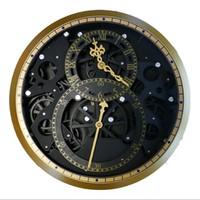 Fashion gear clock living room wall clock quality clock quality clock