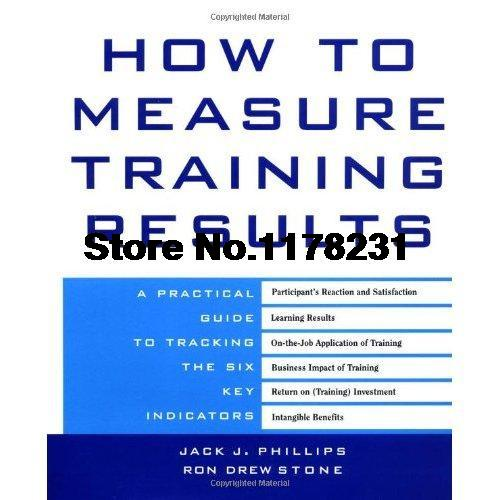 free shipping ebook pdfHow to Measure Training Results : A Practical Guide to Trac(China (Mainland))