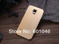 Luphie design S5 Aluminum bumper case with Ultrathin metal battery cover for Samsung Galaxy S5 I9600 with retail box