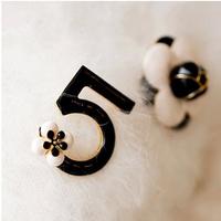 2014 Fashion drop oil ladies elegant camellia brooch c corsage brief cute pins female accessory birthday gfit