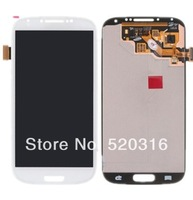 100% Test LCD For Samsung Galaxy S4 M919 LCD display Digitizer Touch Screen assembly Free Shipping (White)