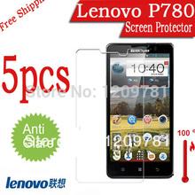 Lenovo P780 Screen Protector.matte film lenovo p780 LCD protective film.5pcs Free Shipping mobile phone film lenovo p780