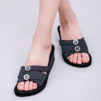 Summer platform slip-resistant word slippers platform slippers at home women's wedges shoes sandals trend