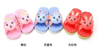 Cartoon child slippers summer at home slip-resistant luminous band baby slippers