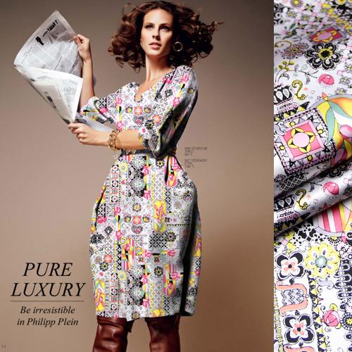 Elastic Silk Material Charmeuse Silk Fabric(China (Mainland))