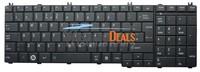 UK black Keyboard for Toshiba Satellite C650 C650D C655 C655D C660 C660D C665 C665D C670 C670D ( Compatible US ) Free shipping