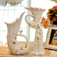 Fashion decoration ceramic home decoration housewarming gift crafts