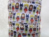 WM ribbon wholesale/OEM 5/8inch 14416009 folded over elastic FOE 50yds/roll free shipping