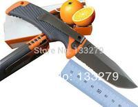 Free shipping Bear Folding Sheath Knife Scout Camping Fishing hunting knives