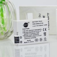 LP-E8 battery pack 2100MAH for Canon EOS 550D   600D   650D 700D