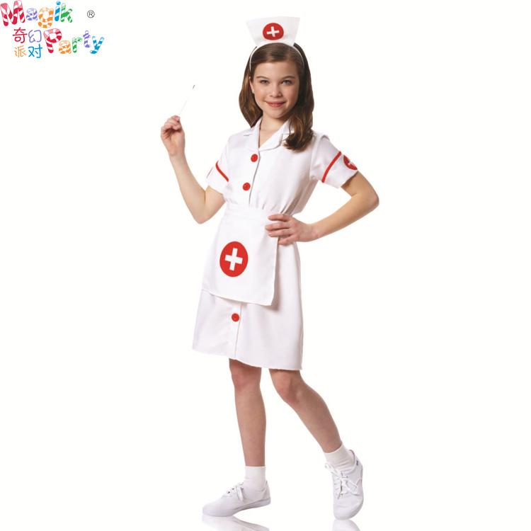 Как сделать костюм медсестры