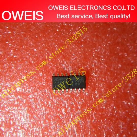 30pcs/lot ADAM02S ADAM02 Capacitive touch sensor IC 2-ch touch key IC Free shipping(China (Mainland))
