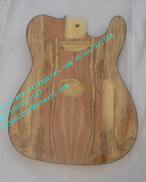 EXTRA MAPLE MAHOGANY BODY TELECASTE MODEL BODY natural color ELECTRIC GUITAR BODY CAN REQUIRE OTHER COLOR  F-5065