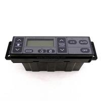 ZAX 200-3-1 air conditioner control 4713662 4426048 apply to Hitachi excavator