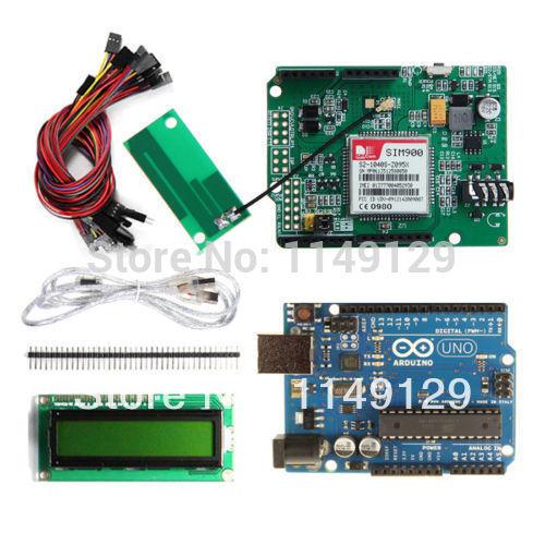 Arduino UNO R3 + LCD1602 +