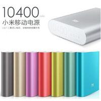 USB Gadget gift xiaomi 10400mAh External Portable Battery Charger Mobile Power Bank For xiaomi hongmi s4 s5 iPhone phone speaker
