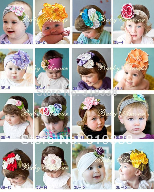 все цены на Детский аксессуар для волос N/A baby 20pcs/lot HB220 онлайн