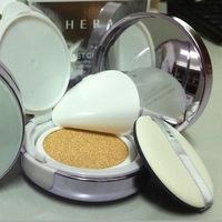 Spot Korea Hera cushion Powder Makeup SPF concealer BB cream 15g * 2 HERA send refill