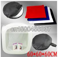 "24""x24"" / 60 x 60cm Photo Studio Soft Box Cube Light Tent Accessories"
