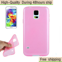High Quality Smooth Surface TPU Case For Samsung Galaxy S5 i9600 Free Shipping UPS DHL EMS HKPAM CPAM ytr-1