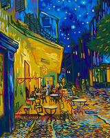 Digital oil painting 40 50 digital painting diy digital oil painting