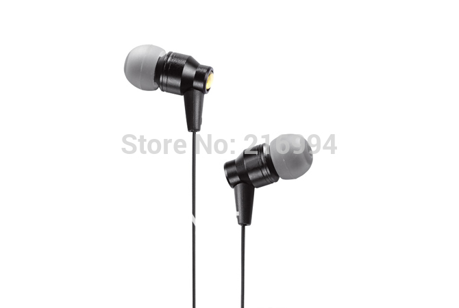 Awei ES800M 3.5mm In-ear Earphones Super Clear Bass Metal Headphone Noise isolating Earbud for MP3 MP4 Cellphone,free shipping(China (Mainland))