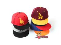 New Arrival Snapback Hat LA Brand Hip Hop Cap 100%Cotton Baseball Caps 1Pc Free Shipping
