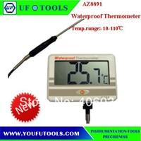 AZ 8891 Large LCD Waterproof Long Probe Digital Thermometer