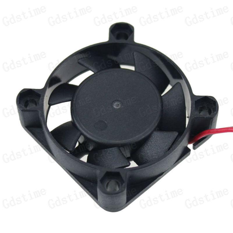10 muchas piezas de gdt xp2.0- 2p 12v dc sin escobillas del ventilador de refrigeración 4cm 40mm 40x10mm