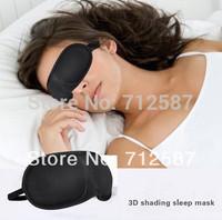 3D Eye Mask Shade Comfort Winker Patches Silk Blinder Shield Travel Sleeping Aid#5491