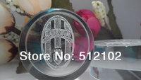 Creative Fans Souvenirs Collectibles Champions League Clubs JUV Team Logo Crystal Wax Seal