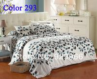Hot !duvet sets  home textile uxury bedding set /bedspread /bedclothes bed sheet duvet cover set free shipping