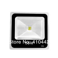 Wholesale 10PCS LED Floodlight 50W IP65 AC85-265V Cold white/warm white Free shipping