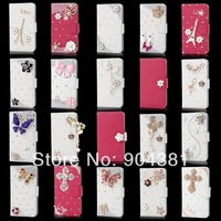New Fashion Bling Diamond Transparent Hard Back Case CoveFor Sony Xperia S LT26i