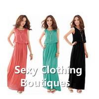 Free Shipping! new 2014 summer chiffon dress women's fashion Bohemia sleeveless one-piece dress beach long dress XFQ001