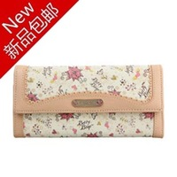 Betty boop BETTY wallet 2014 gentlewomen long design wallet a4126-11-21  Free shipping
