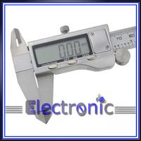 Digital 6-Inch 150mm Stainless Steel Electronic Vernier Caliper Gauge Micrometer