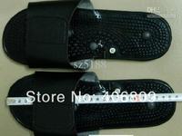 Wholesale - 5paris/lot Magical slipper of digital therapy machine slipper ,massager slippers,tens machine