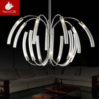 Luxury fashion pendant light brief fashion lighting lamps